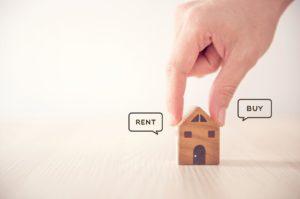 ¿Es mejor comprar o alquilar casa?